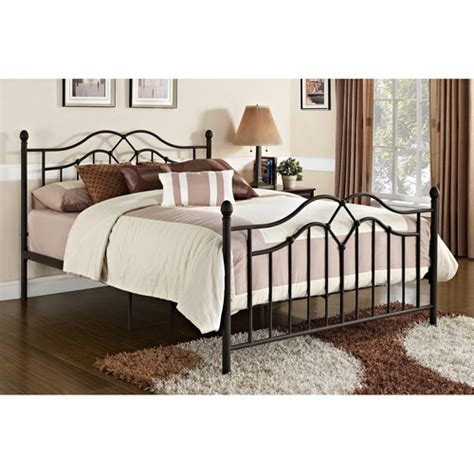 Bronze Bed Frame Tokyo Bronze Metal Bed Sizes Walmart
