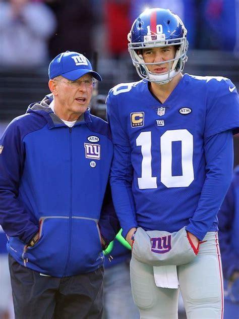 Tom Coughlin Memes - eli manning gets emotional on day giants coach tom