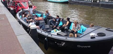 grote reddingssloep sloep kin 40 boot huren