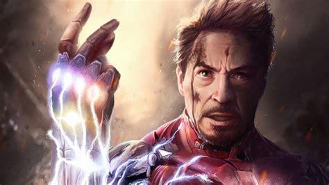 iron man snap infinity stones avengers endgame