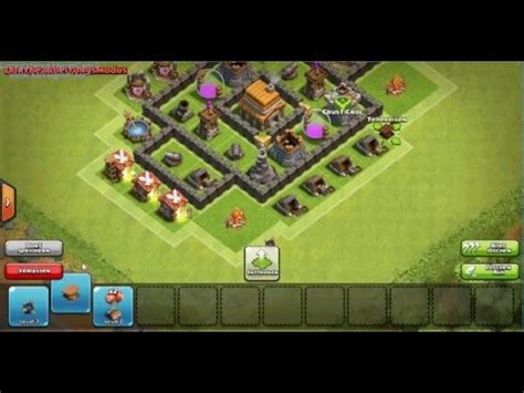 coc layout rh5 beste base trump