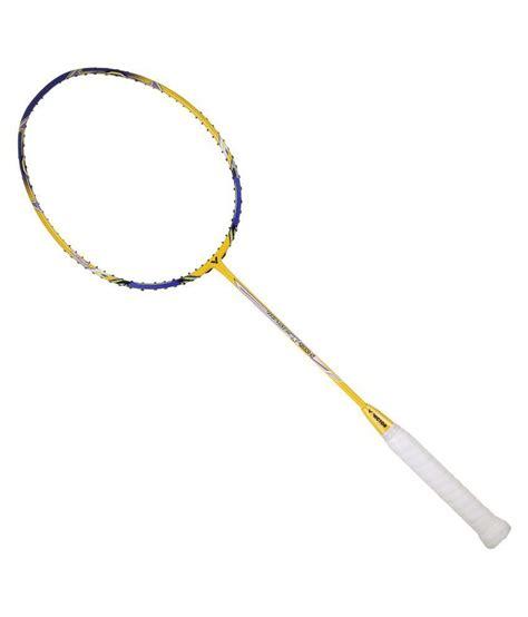 Raket Victor Arrow Power 15 victor arrow power 15 badminton racket yellow buy