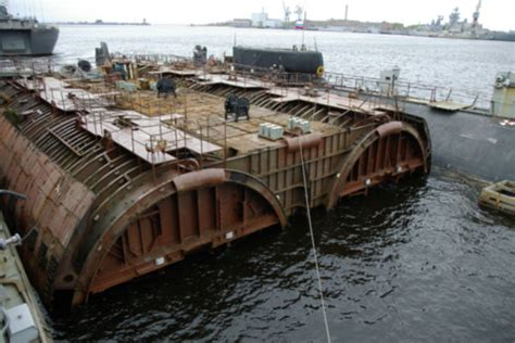 the gallery for gt inside typhoon class submarine