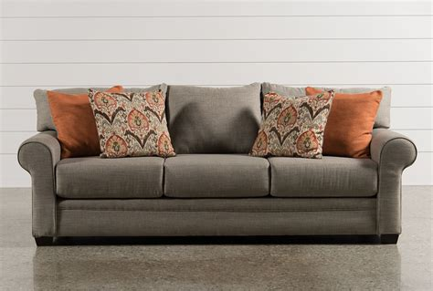 living spaces sofa thompson sofa living spaces