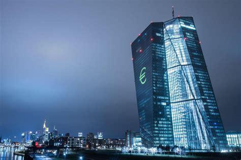 banca centrale europea sede con il ritorno dell inflazione sale il pressing della