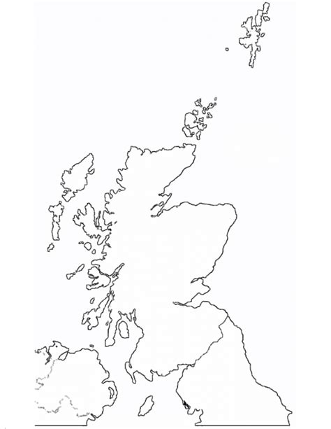 scotland coloring pages coloring page scotland flag