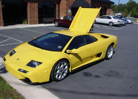 Lamborghini Diablo Top Speed 1993 2001 Lamborghini Diablo Vt Picture 7397 Car