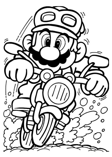 coloring pages nintendo nintendo coloring pages for coloring home