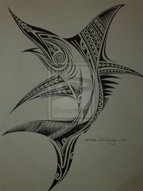 sailfish tattoo designs tribal sailfish tattoos and tatting