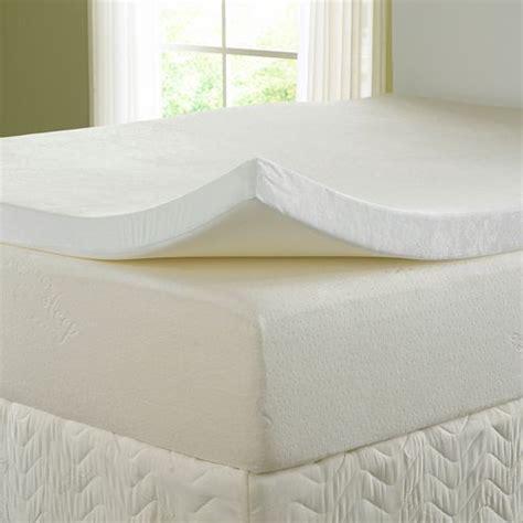 mattress topper memory foam home yacht linen and