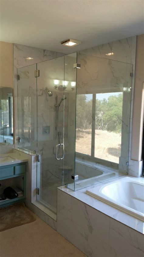 Custom Frameless Shower Doors Custom Frameless Shower Enclosures And Shower Doors
