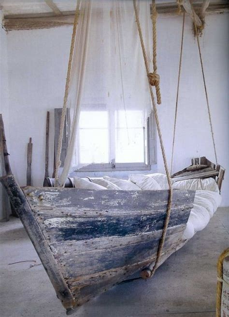 10 antique and vintage boats make stylish home decorations