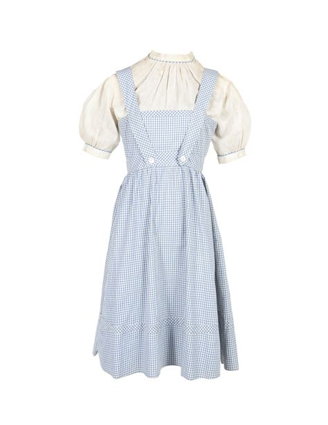 dorothy wizard of oz dress 480 000 julien s auctions