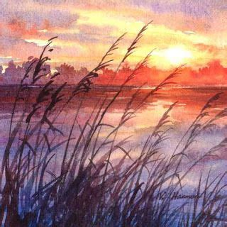 tutorial watercolor sunset ponad 1000 pomysł 243 w na temat watercolor painting na