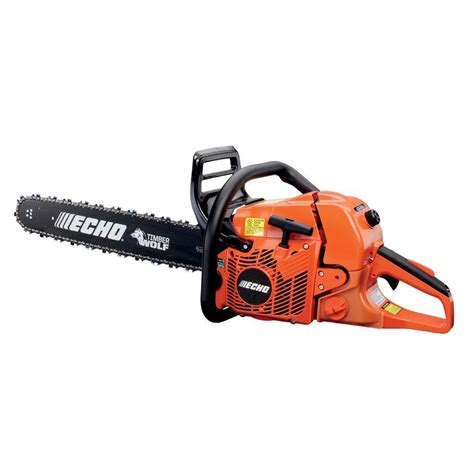 echo 20 in 59 8 cc gas chainsaw cs 600p 20 the home depot