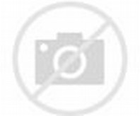 Green PowerPoint Background with Flowers
