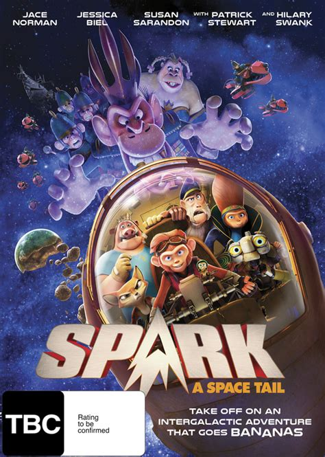 spark a space spark a space dvd buy now at mighty ape nz