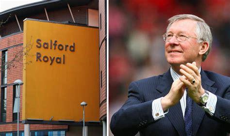 Lepaparazzi News Update Warned By Plastic Surgeon by Alex Ferguson Health Update Manchester United Legend Is
