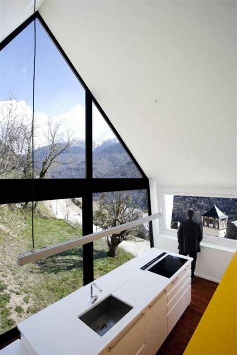 Rollo Giebelfenster by Dreiecksfenster Verdunkeln Fenster Rollos Und