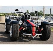 Harley Davidson Powered Cars – Four Wheel Cruisers With A Heart From