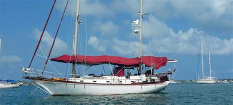 sailboat awning does living aboard a boat in the sun appeal to you