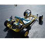 An Awesome 1962 Twin Engine McCulloch Racing Kart BangShiftcom