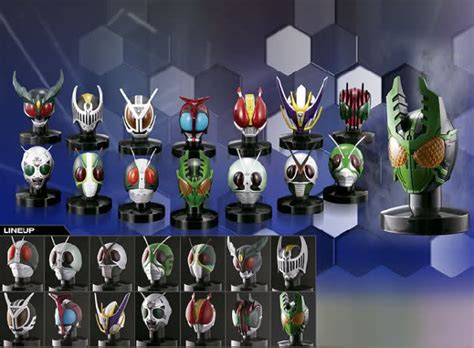 Rider Mask Best Selection Rmc Shocker Rider mask collection rmc smc rmd uhc and others d