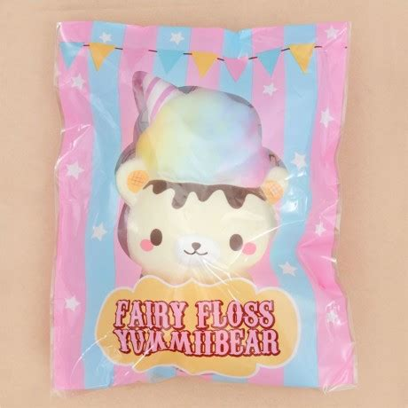 Yummiibear Floss Squishy scented floss yummiibear with open squishy by