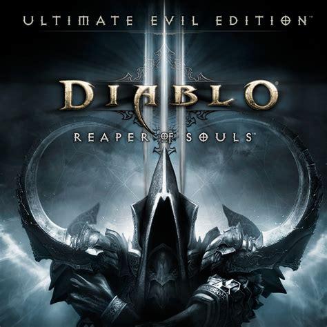 Ps4 Diablo Iii Reaper Of Souls Ultimate Evil Edition Diablo 3 diablo iii reaper of souls ultimate evil edition