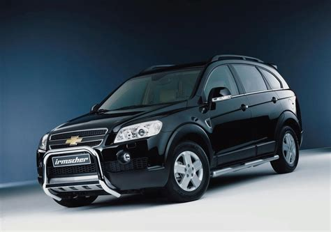 chevrolet captiva chevrolet captiva spy shots car features pictures