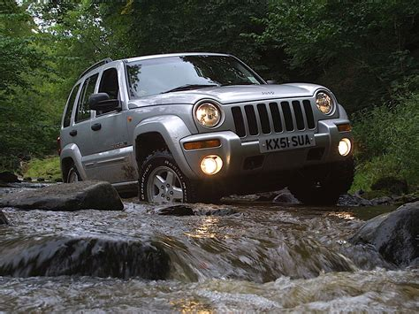 jeep liberty 2001 jeep cherokee liberty specs 2001 2002 2003 2004 2005