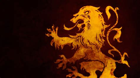 house lannister house lannister game of thrones wallpaper 1207753
