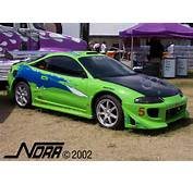 Fast Auto And Furious Eclipse Car