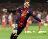 Lionel Messi Football