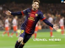 Lionel Messi Soccer