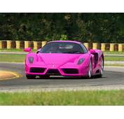 Get It In Pink  Everything Ferrari Cars