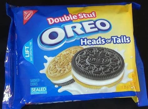 Oreo Heads Or Tails Stuff those wacky oreo flavors you keep seeing a complete guide