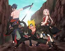 Naruto Shippuden Sasuke Akatsuki
