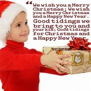 gambar lucu unik DP BBM dan kartu ucapan selamat Hari Natal (1) | Si