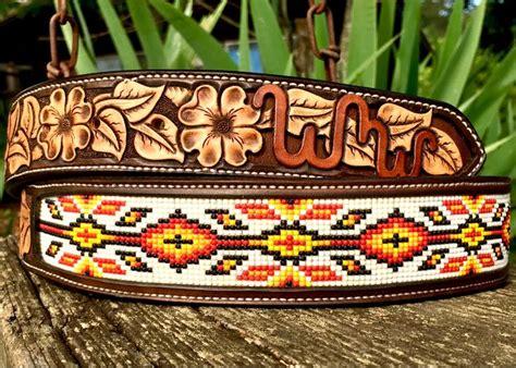 custom beaded western belts 21 best cintos images on beadwork loom and