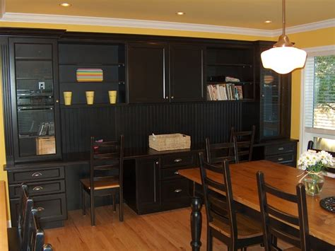 black built ins black painted built in cabinets traditional dining room other metro by style line custom