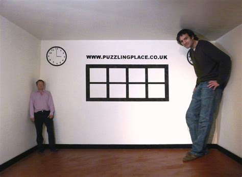 ames room illusion the puzzling place keswick on tripadvisor hours address specialty museum reviews