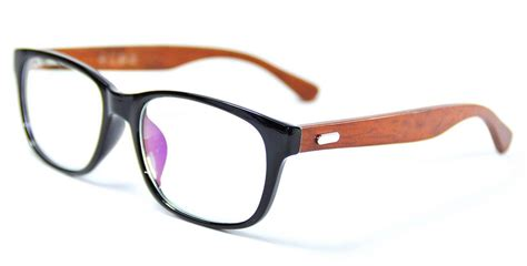 Handmade Spectacles - new handmade mens wooden eyeglasses frame rx able