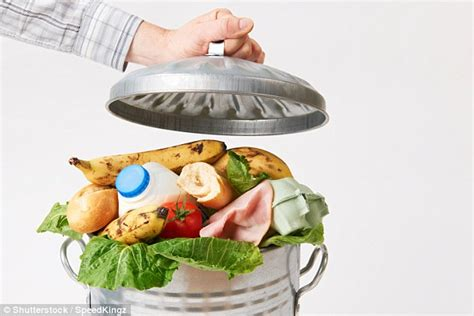 new year food throwing how families throw away 163 700 of perfectly edible food