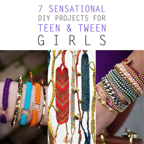 diy projects for teens 7 sensational diy projects for teen and tween girls the