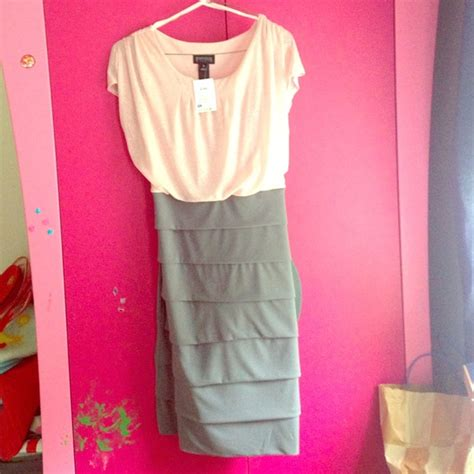 Enfocus Studio Dress 69 enfocus studio dresses skirts pink and grey glitter dress from s closet on
