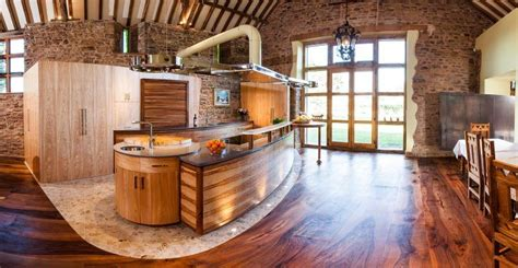 creative design kitchens 10 beautiful kitchens with brown walls