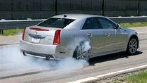 small engine maintenance and repair 2009 cadillac cts auto manual first ride burning rubber in the 2009 cadillac cts v w video autoblog