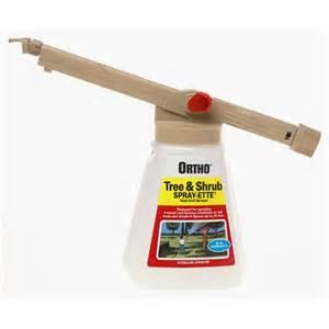 Garden Hose End Sprayer Ortho Hose End Sprayer For Trees And Shrubs