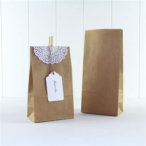 party bags loot bags wedding favours paper bags nz